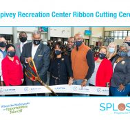 Clayton County: Lake Spivey Recreation Center Ribbon Cutting Ceremony