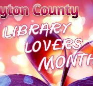 Library Lover's Month!