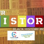 Clayton County: Black History Moment with District 3 Commissioner Felicia Franklin