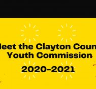 Clayton County: Meet The Clayton County Youth Commission 2020-2021