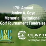 Clayton County: 17th Annual Janice A. Coye Memorial Invitational  Golf Tournament Fundraiser