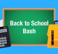 Clayton County: Senior Services & Office of Youth Services Presents Back to School Bash